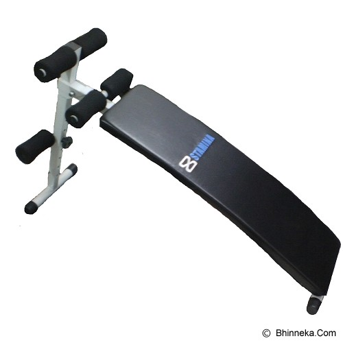 STAMINA Sit Up Bench Curve [ST-611] - Home Gym